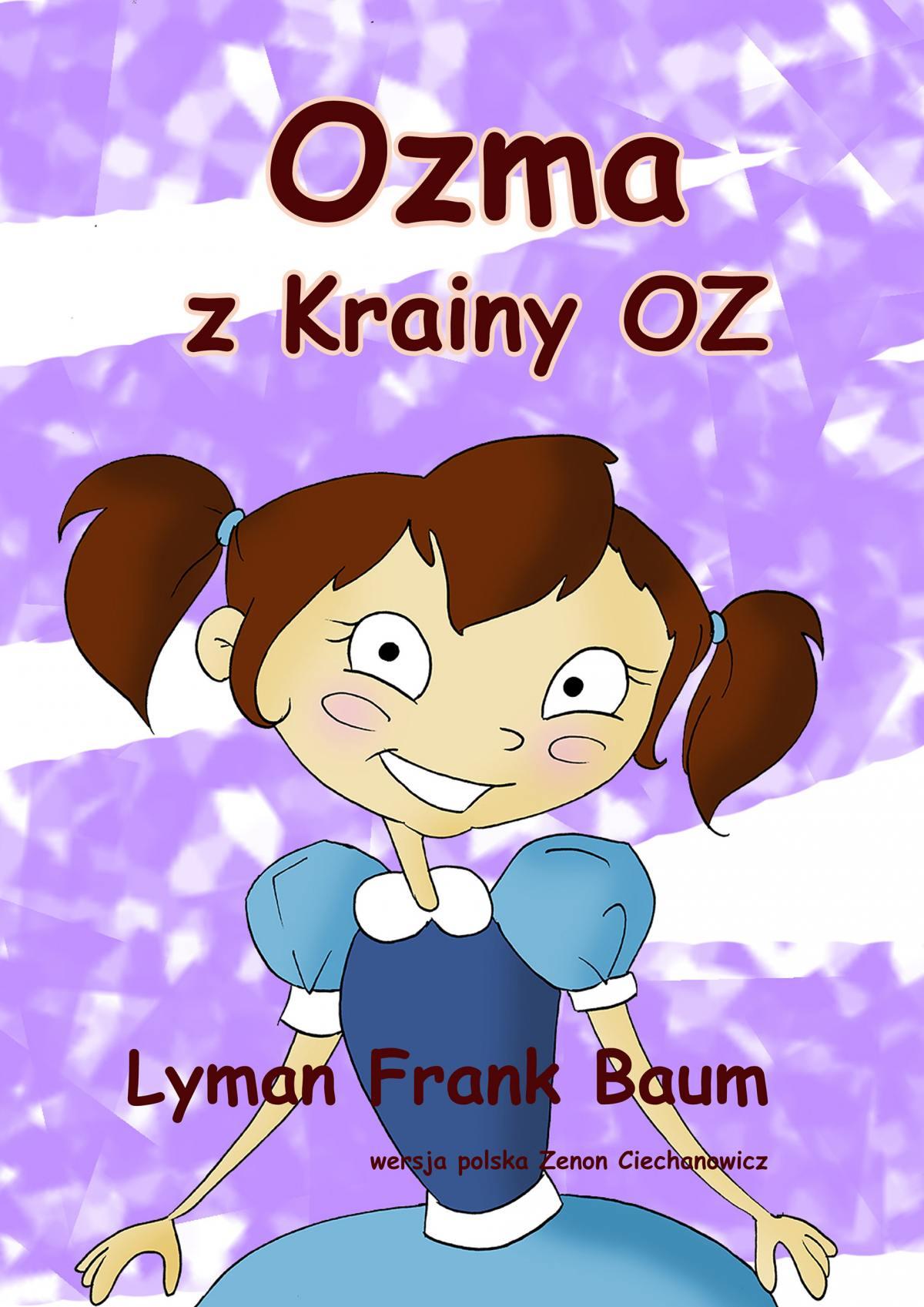 Ozma z Krainy Oz - Ebook (Książka EPUB) do pobrania w formacie EPUB