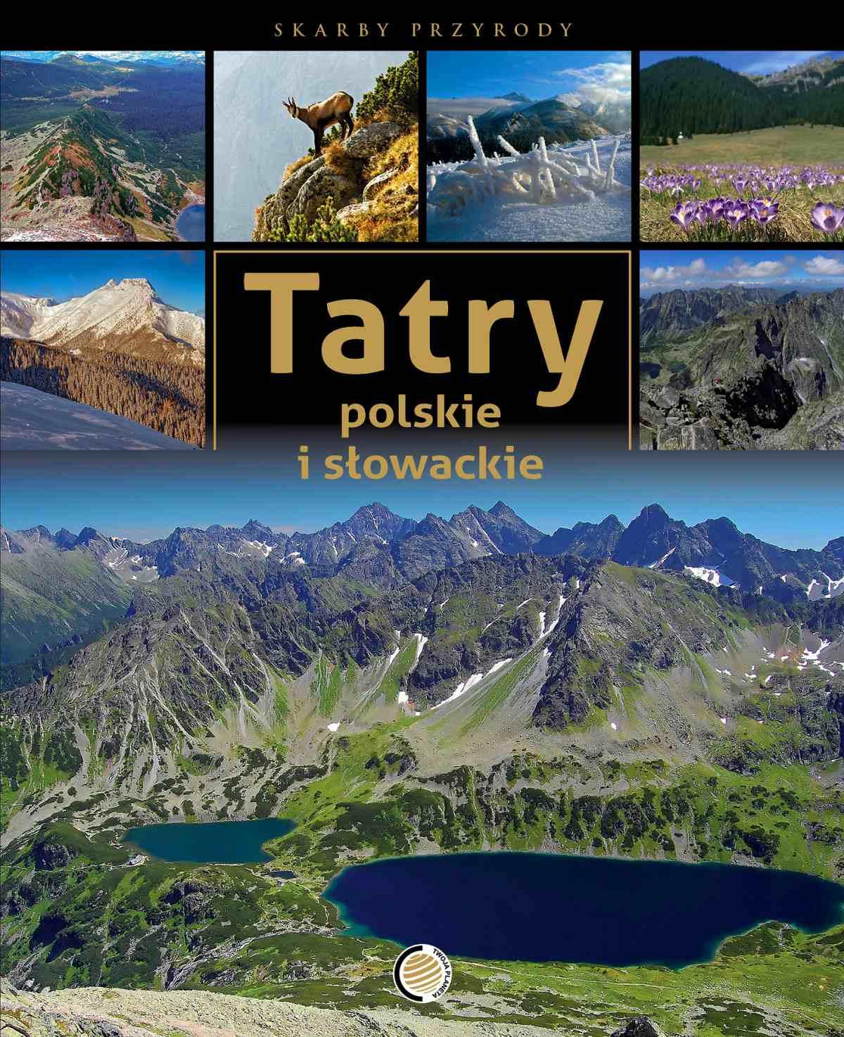 Tatry polskie i słowackie - Ebook (Książka PDF) do pobrania w formacie PDF