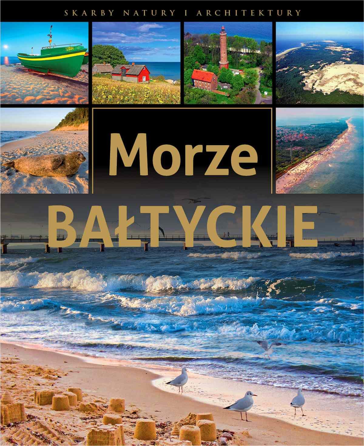 Morze Bałtyckie - Ebook (Książka PDF) do pobrania w formacie PDF