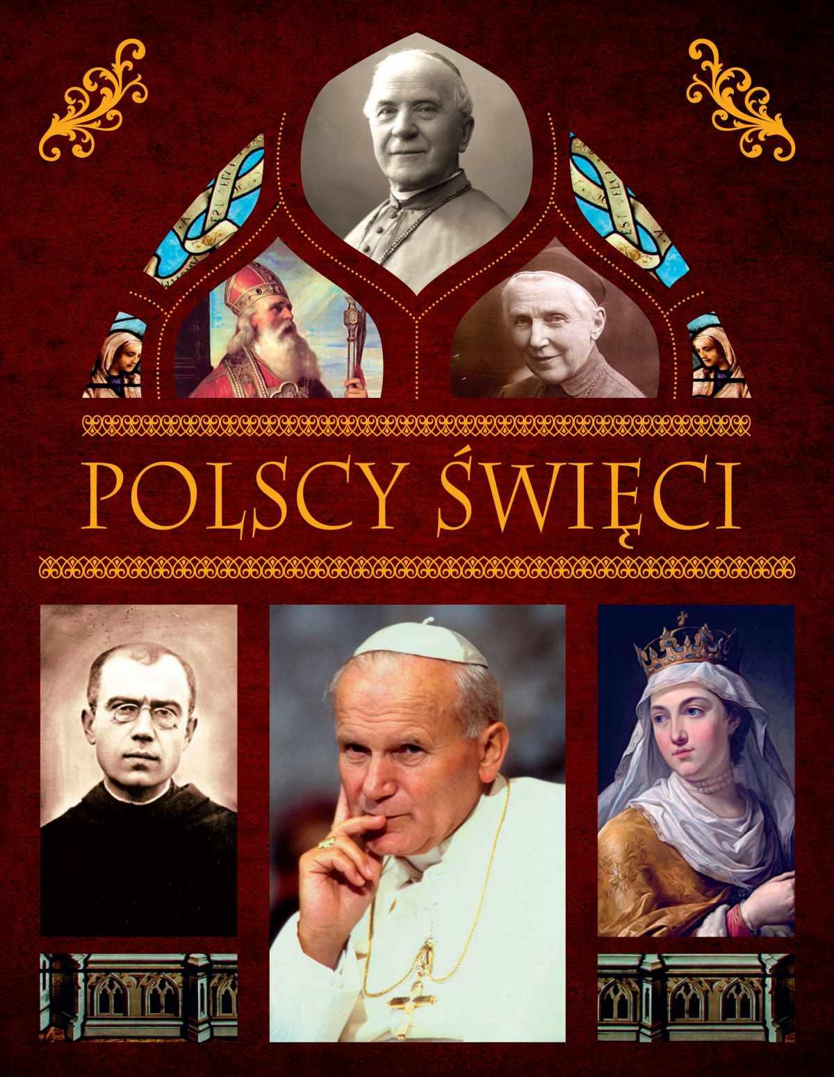 Polscy święci - Ebook (Książka PDF) do pobrania w formacie PDF