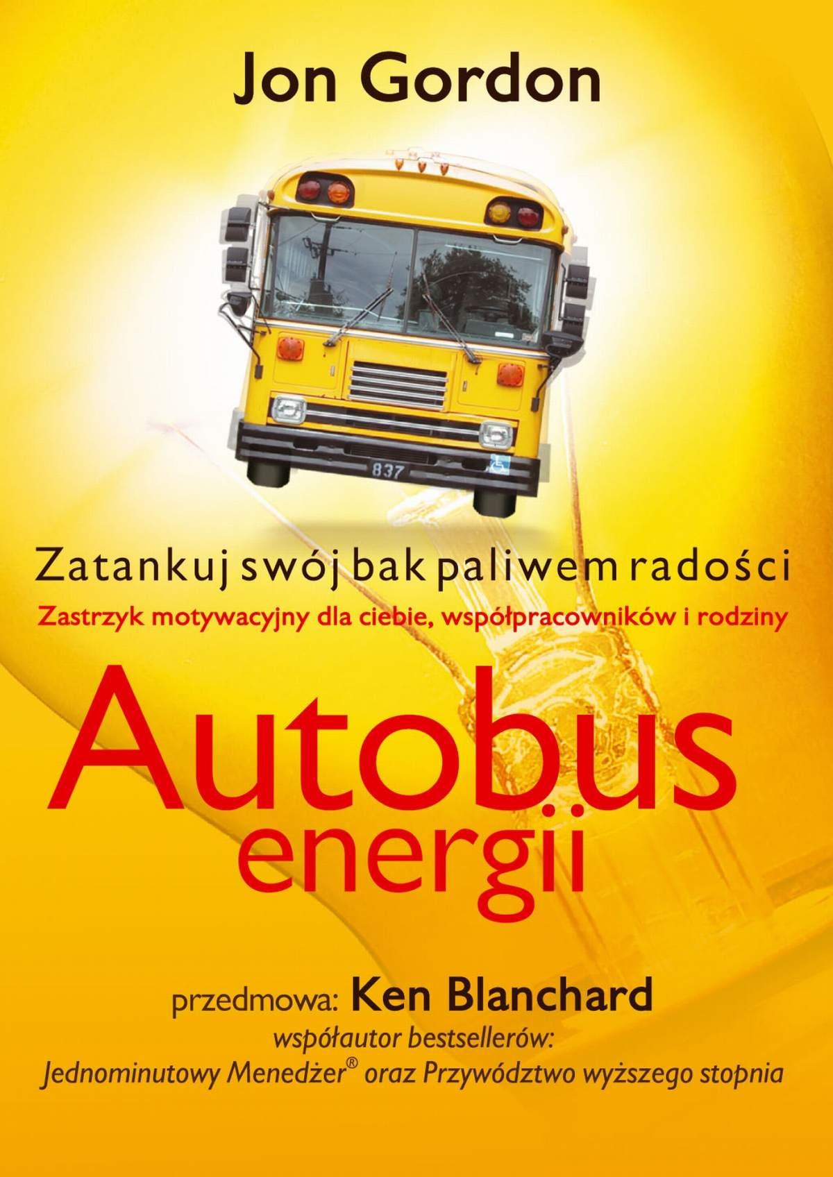 Autobus energii - Ebook (Książka EPUB) do pobrania w formacie EPUB