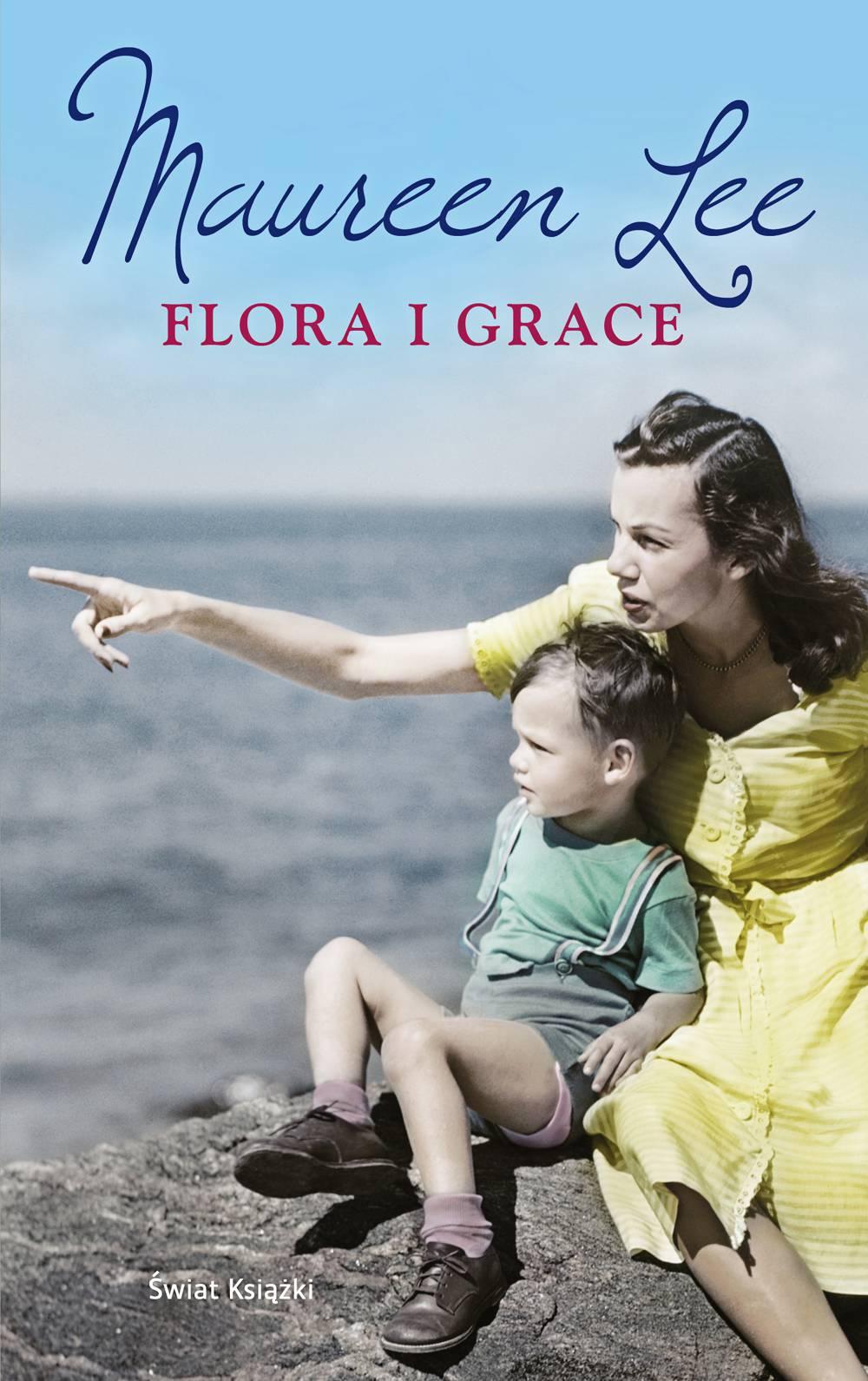 Flora i Grace - Ebook (Książka na Kindle) do pobrania w formacie MOBI