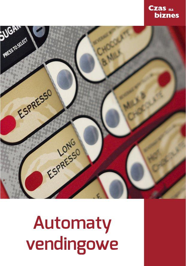 Automaty vendingowe - Ebook (Książka EPUB) do pobrania w formacie EPUB