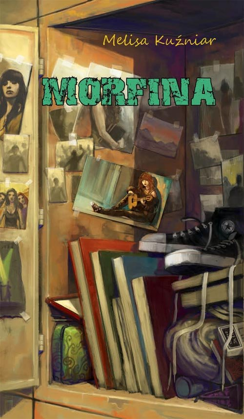Morfina - Ebook (Książka na Kindle) do pobrania w formacie MOBI
