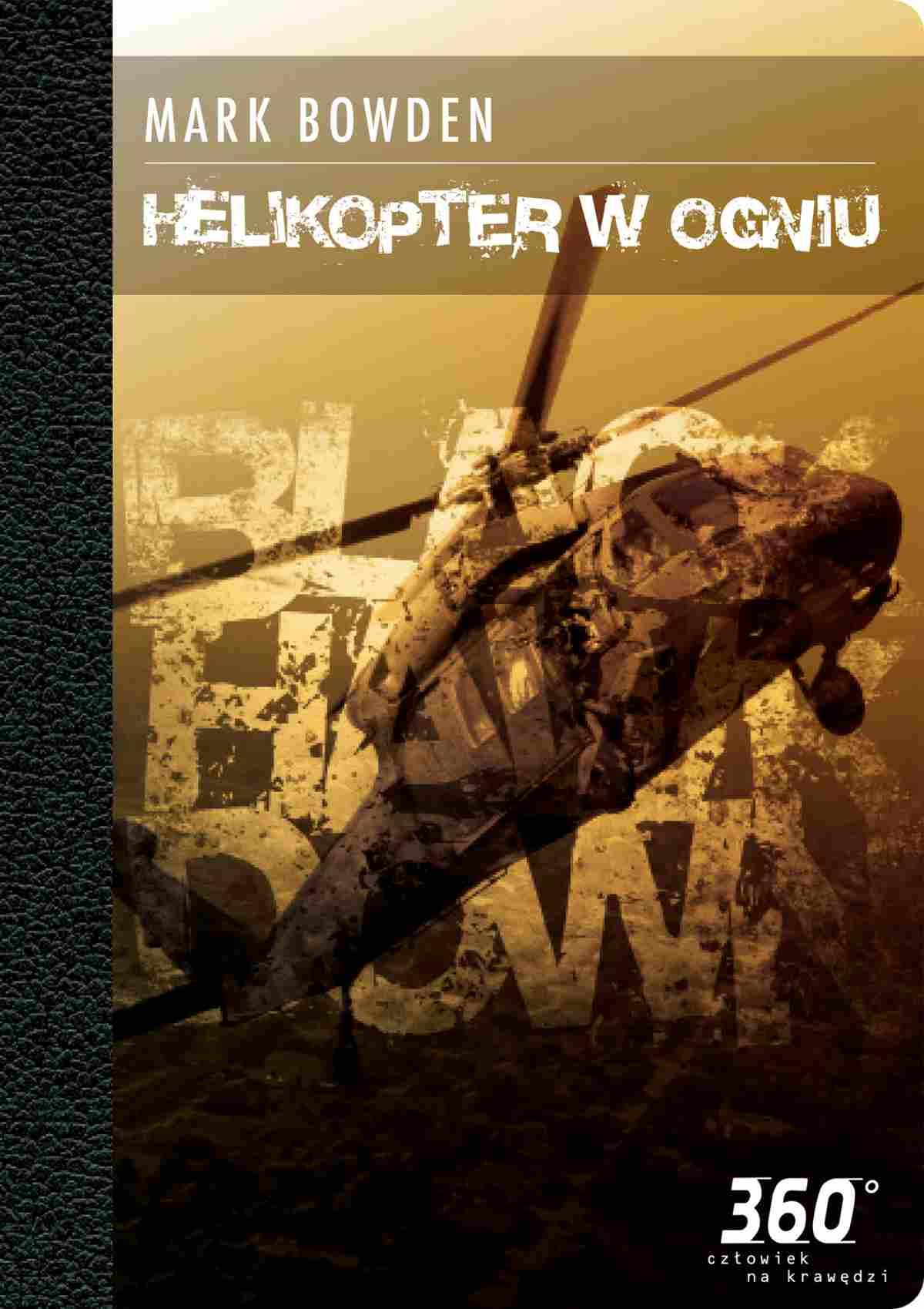 Helikopter w ogniu - Ebook (Książka EPUB) do pobrania w formacie EPUB