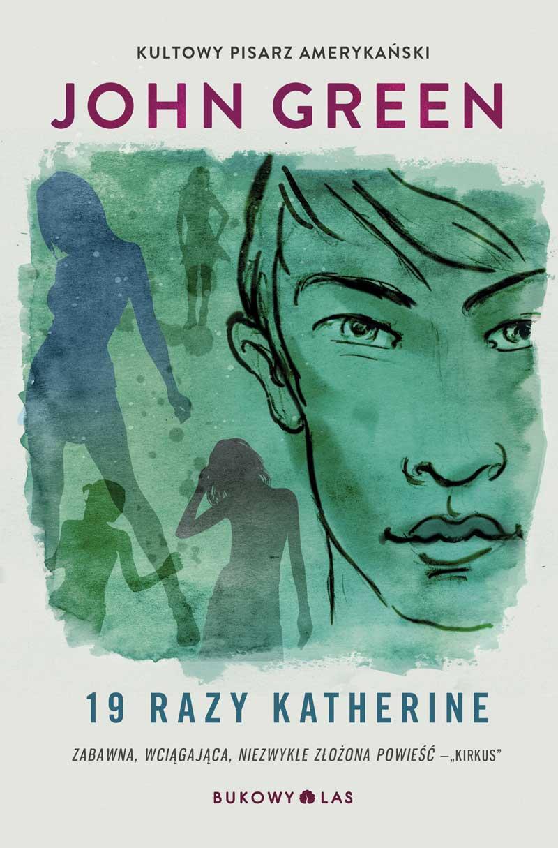 19 razy Katherine - Ebook (Książka na Kindle) do pobrania w formacie MOBI