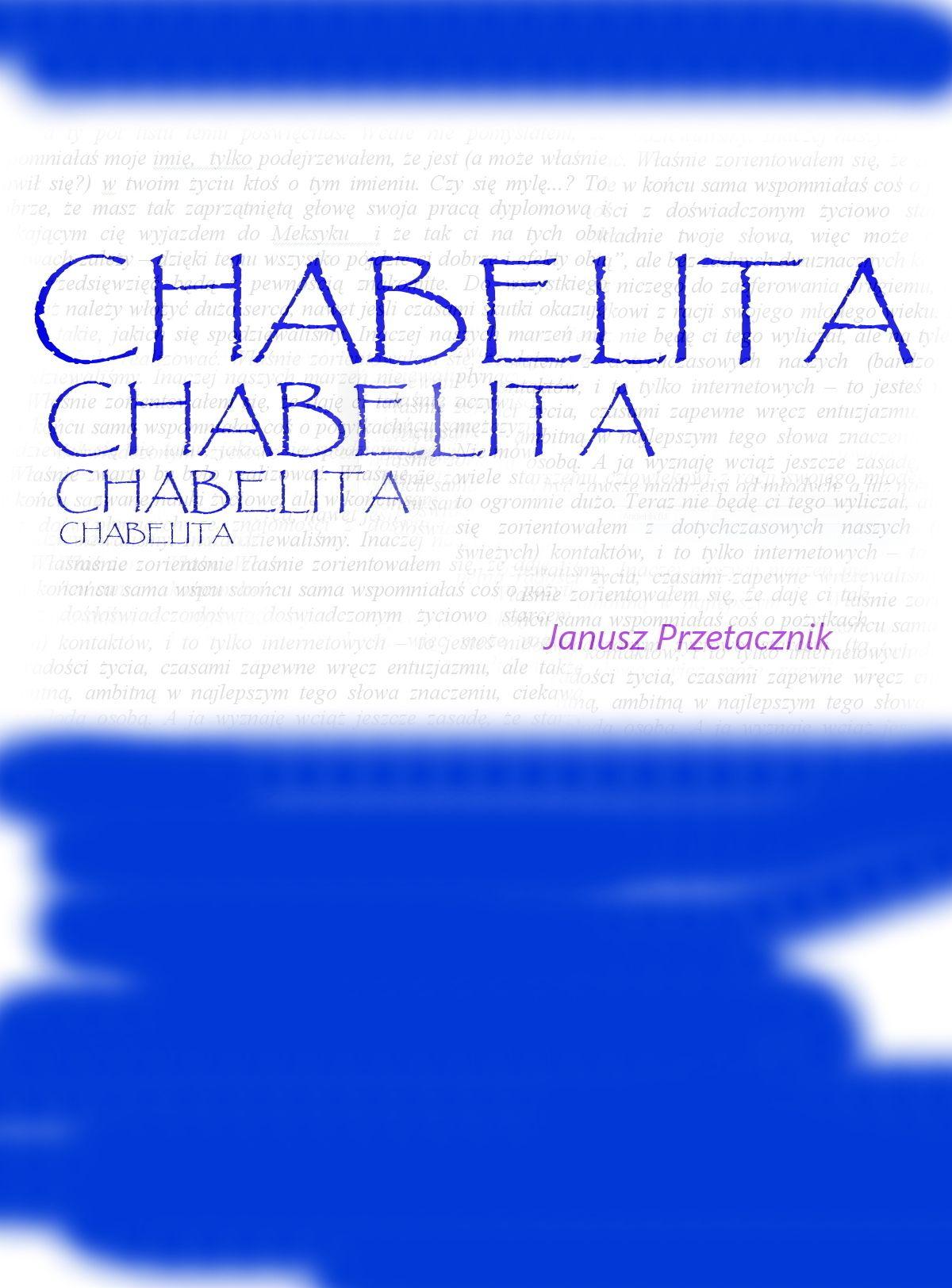 Chabelita - Ebook (Książka EPUB) do pobrania w formacie EPUB