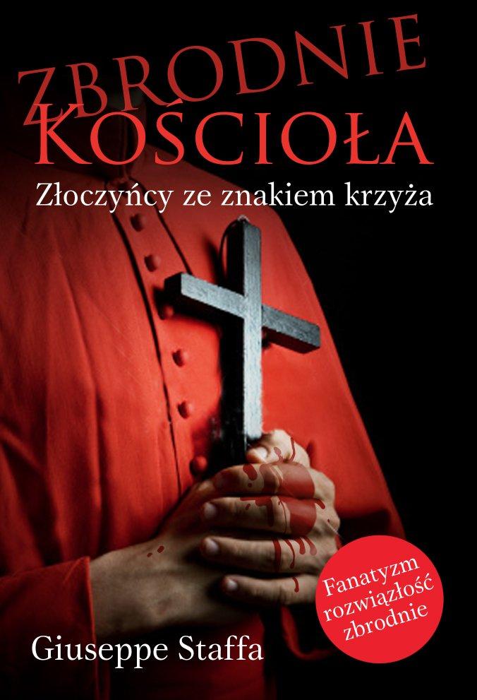 Zbrodnie Kościoła - Ebook (Książka na Kindle) do pobrania w formacie MOBI