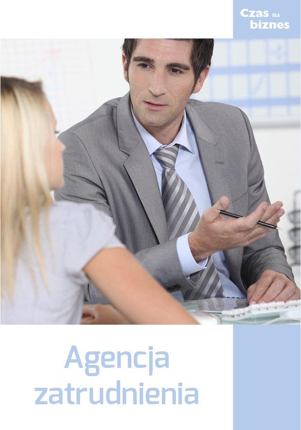 Agencja zatrudnienia - Ebook (Książka EPUB) do pobrania w formacie EPUB