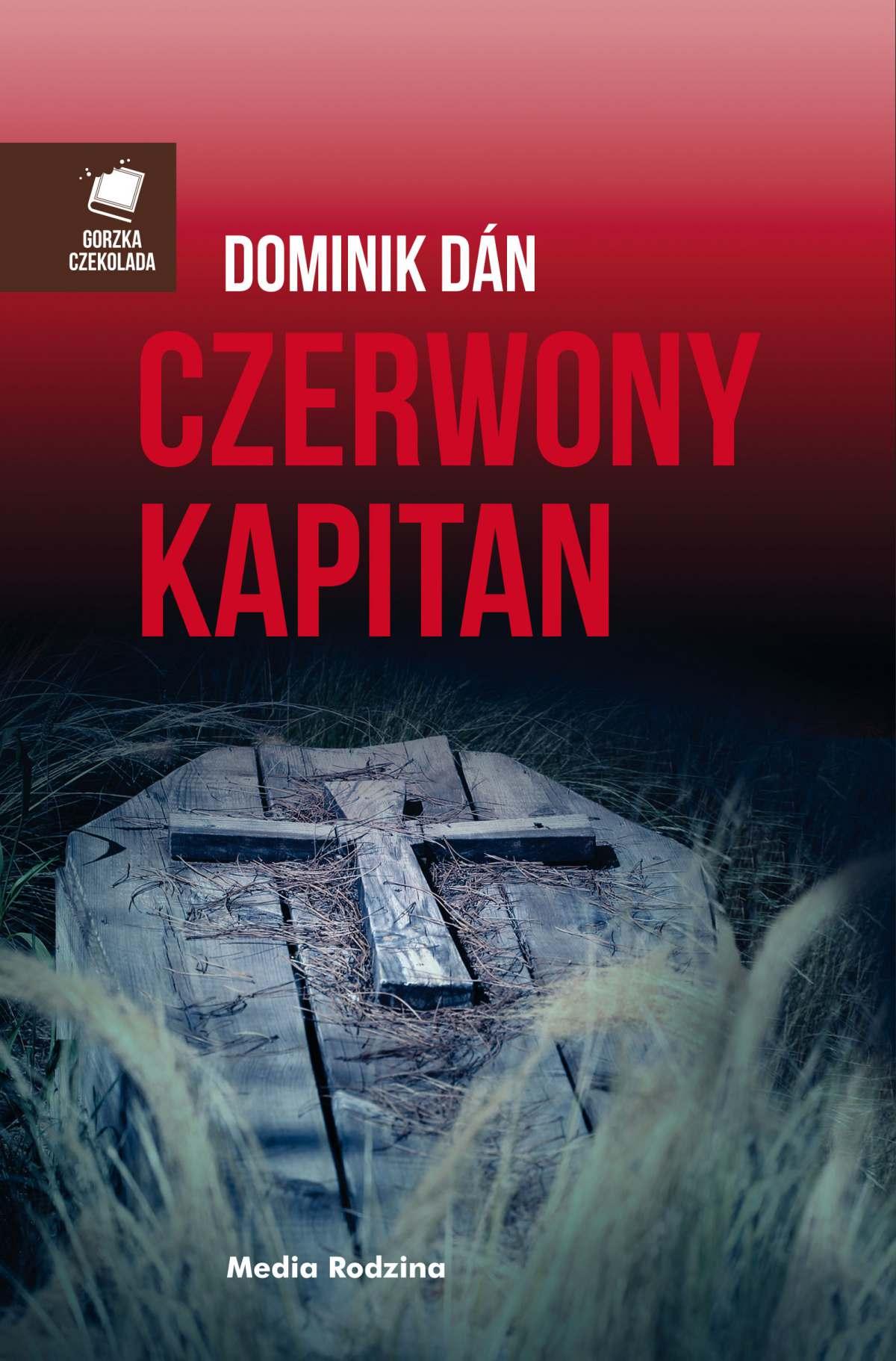 Czerwony kapitan - Ebook (Książka EPUB) do pobrania w formacie EPUB