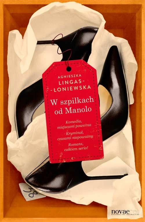 W szpilkach od Manolo - Ebook (Książka na Kindle) do pobrania w formacie MOBI