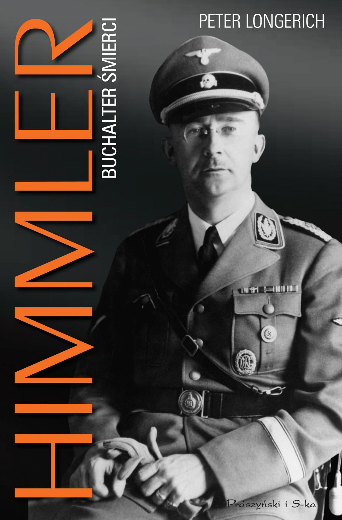 Himmler - Ebook (Książka na Kindle) do pobrania w formacie MOBI