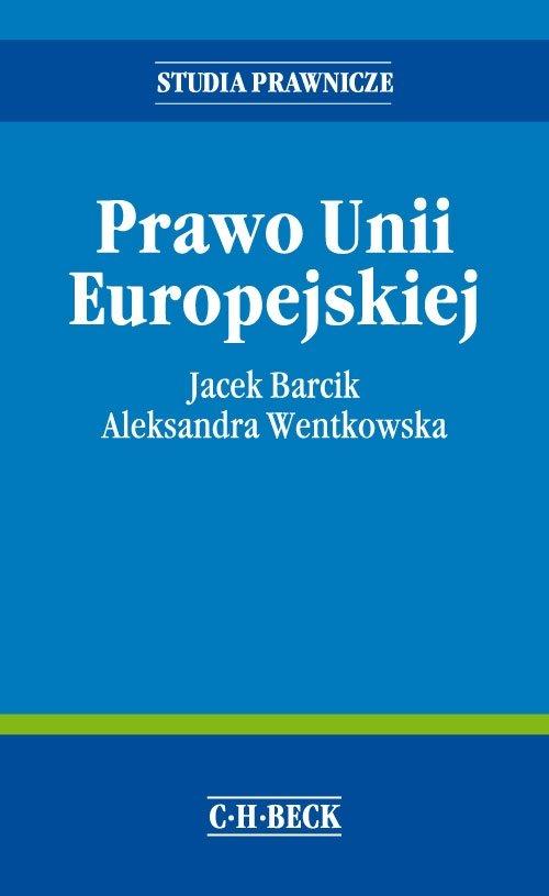 Prawo Unii Europejskiej - Ebook (Książka PDF) do pobrania w formacie PDF