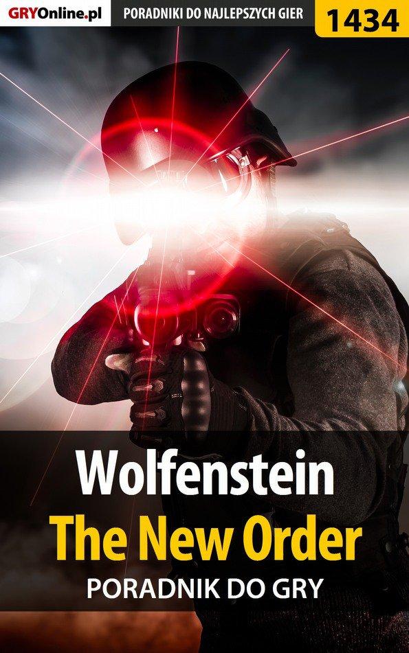 Wolfenstein: The New Order - poradnik do gry - Ebook (Książka EPUB) do pobrania w formacie EPUB
