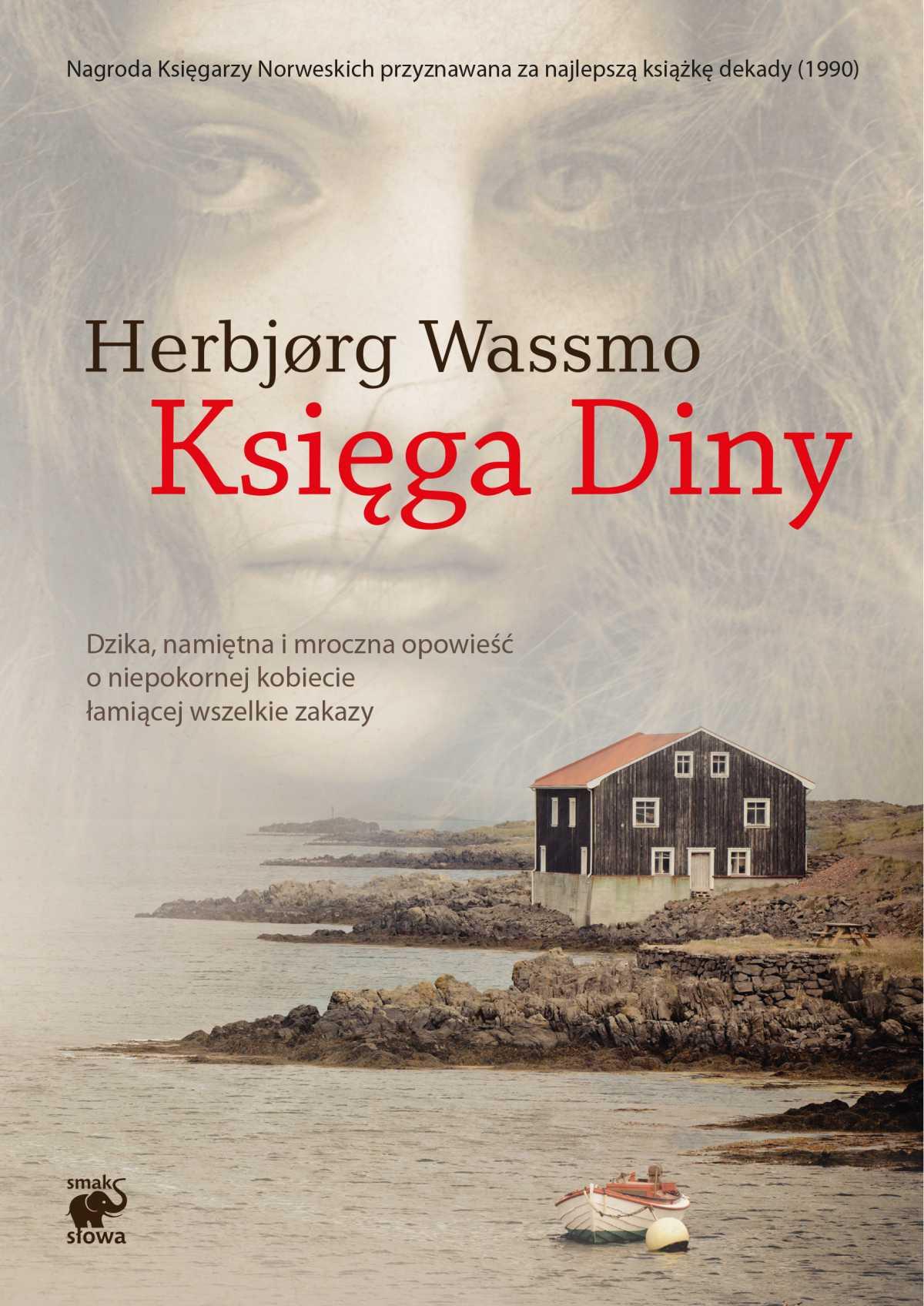 Księga Diny. - Ebook (Książka EPUB) do pobrania w formacie EPUB