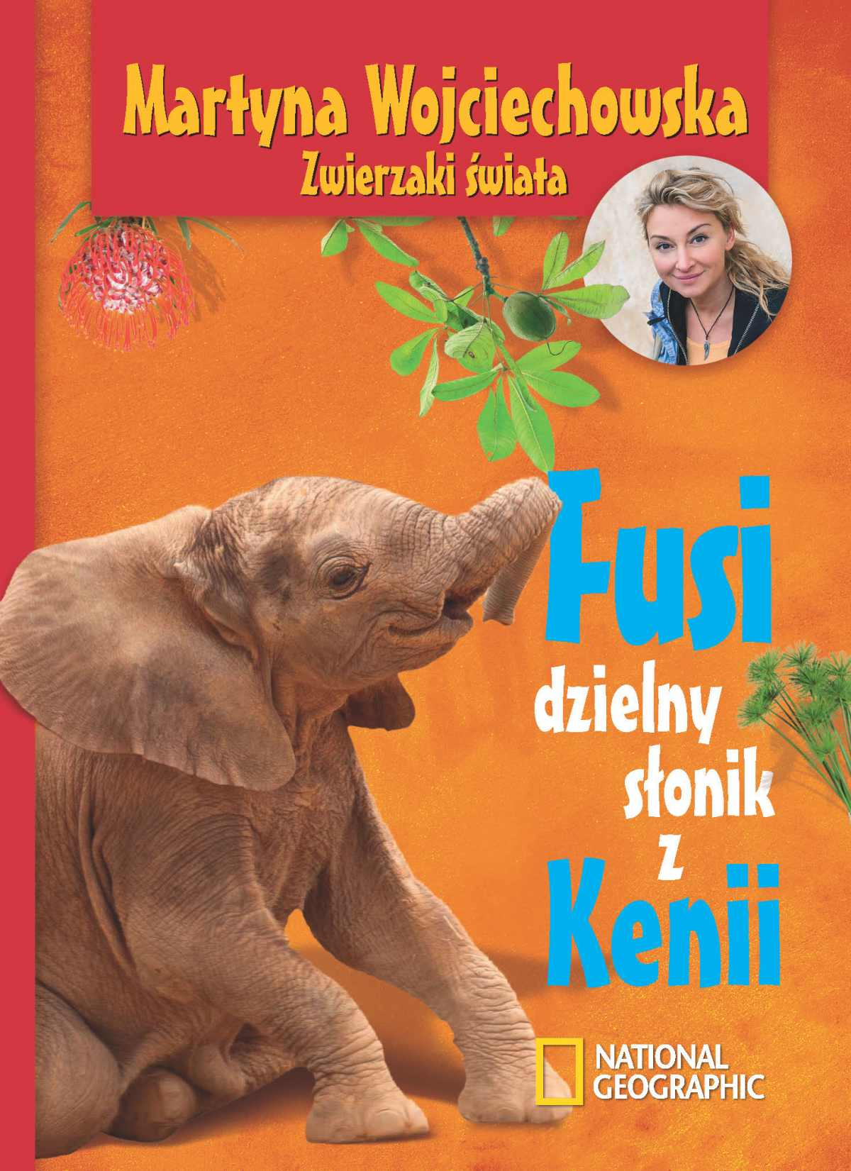 Fusi, dzielny słonik z Kenii - Ebook (Książka na Kindle) do pobrania w formacie MOBI