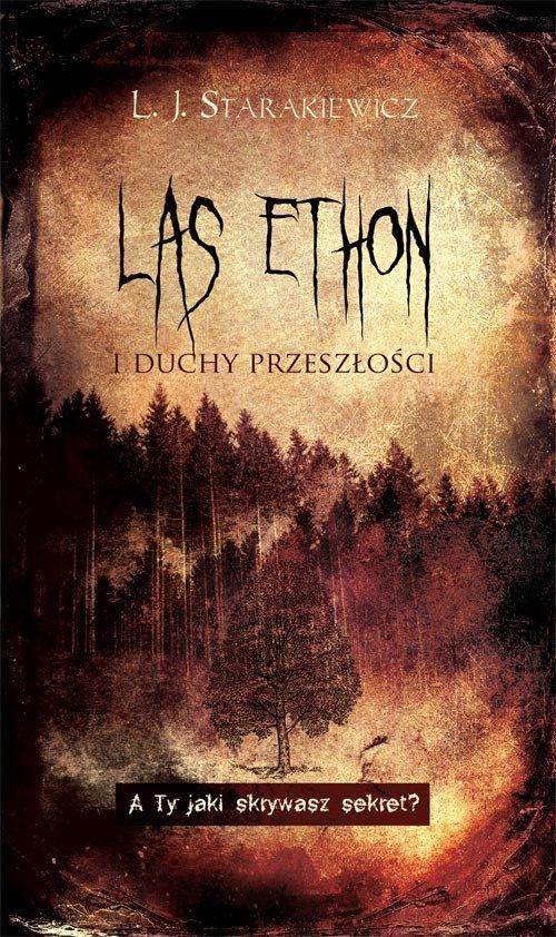 Las Ethon i duchy przeszłości - Ebook (Książka EPUB) do pobrania w formacie EPUB