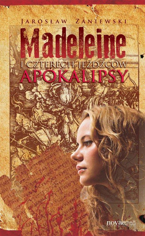 Madeleine i czterech jeźdźców apokalipsy - Ebook (Książka EPUB) do pobrania w formacie EPUB