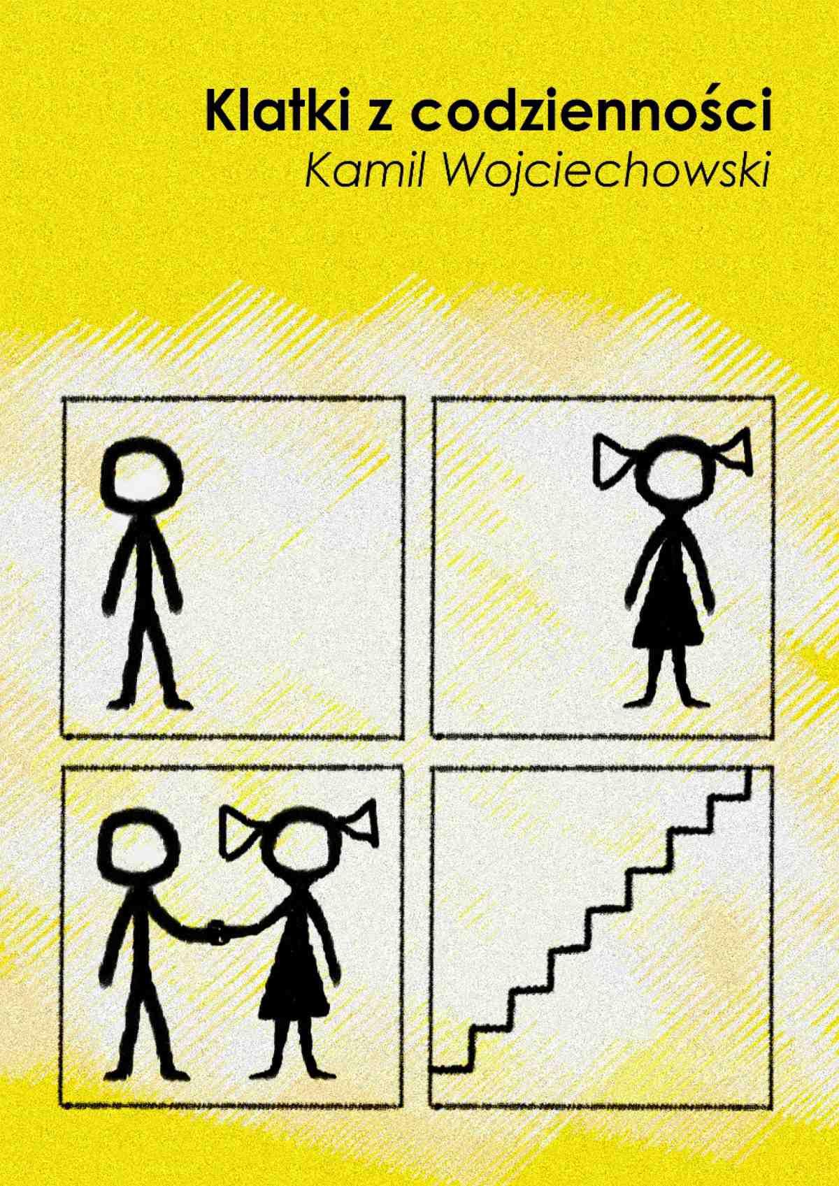 Klatki z codzienności - Ebook (Książka na Kindle) do pobrania w formacie MOBI