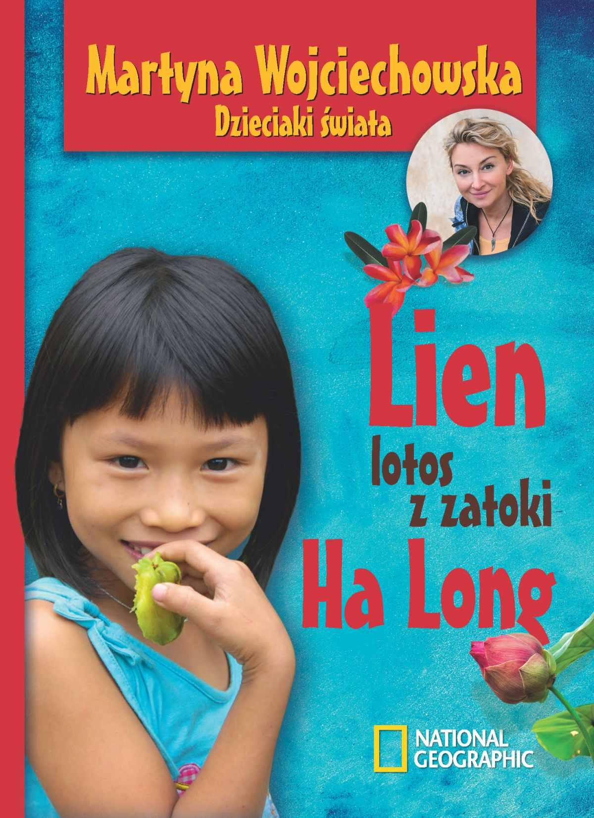 Lien, lotos z zatoki Ha Long - Ebook (Książka na Kindle) do pobrania w formacie MOBI