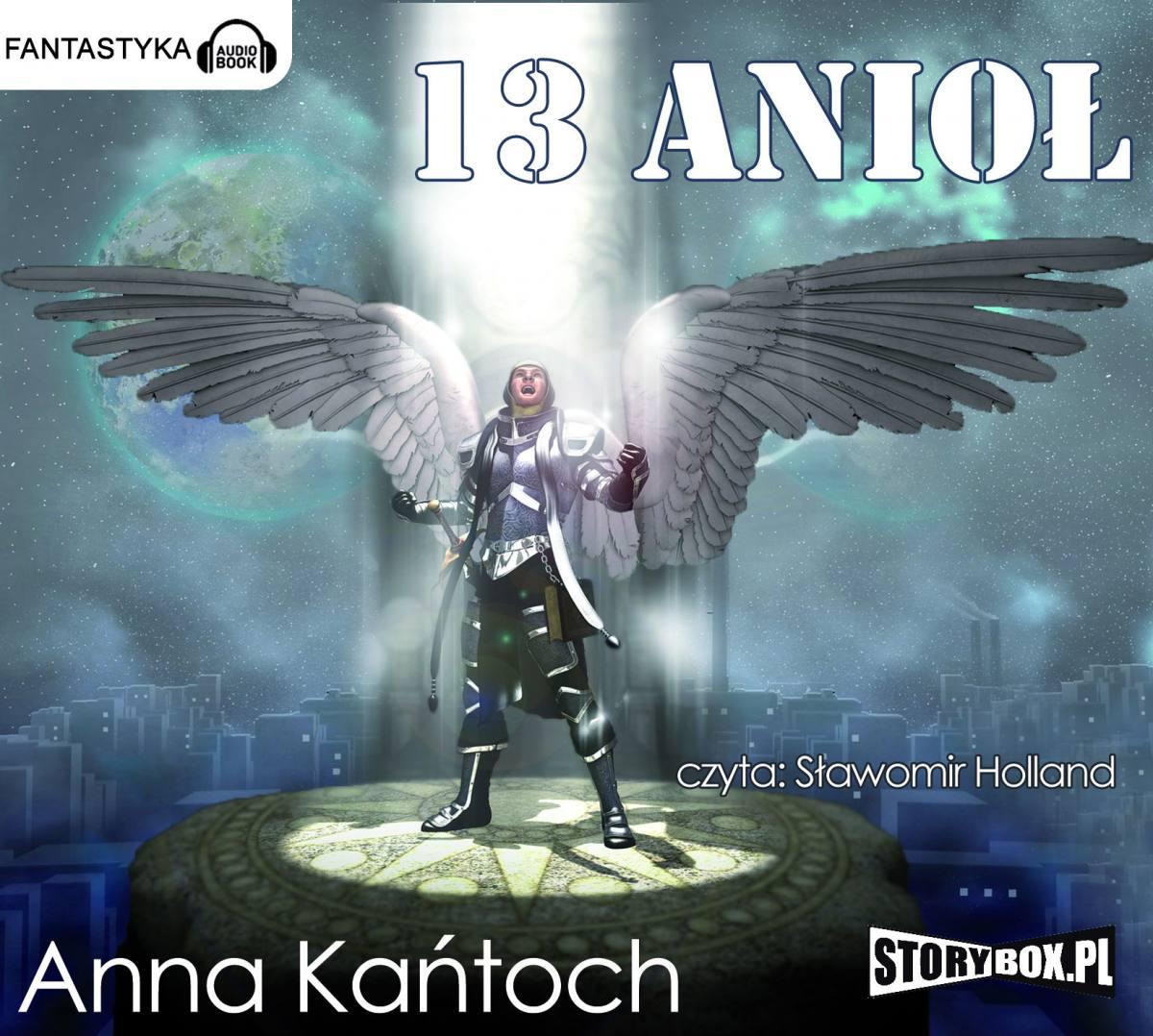 13 Anioł - Audiobook (Książka audio MP3) do pobrania w całości w archiwum ZIP