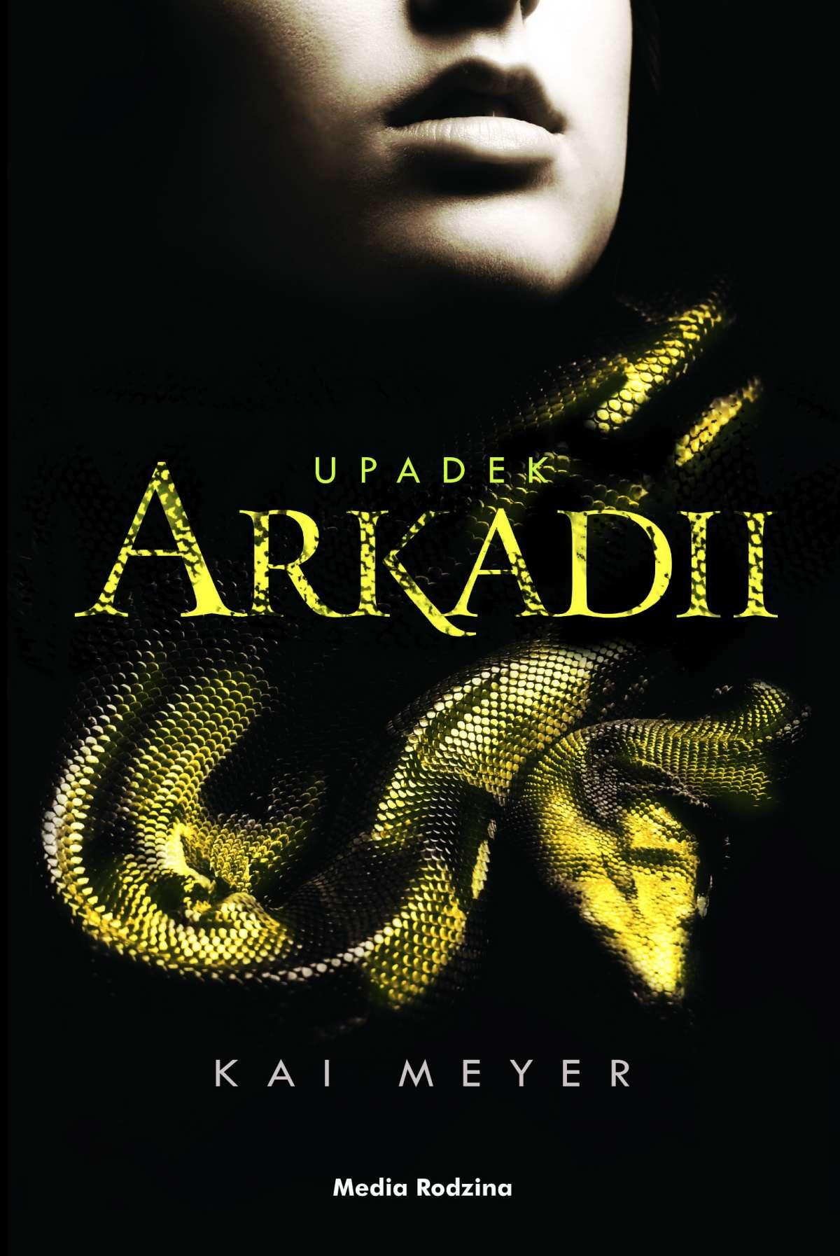 Upadek Arkadii - Ebook (Książka na Kindle) do pobrania w formacie MOBI