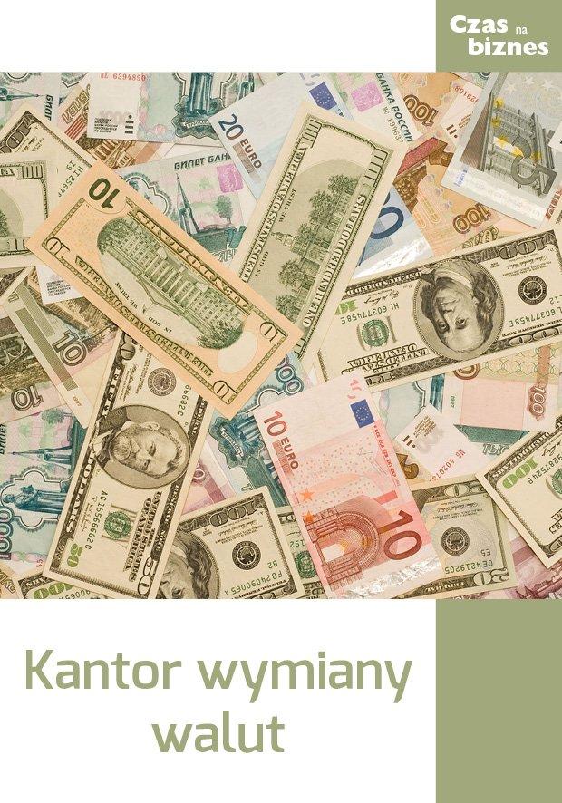 Kantor wymiany walut - Ebook (Książka EPUB) do pobrania w formacie EPUB