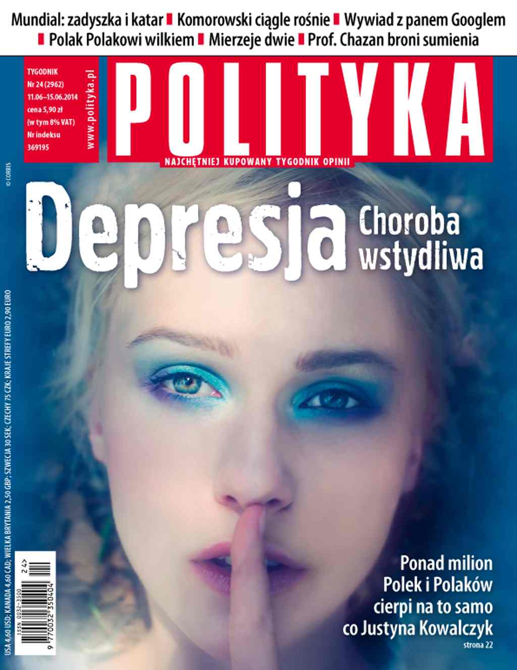Polityka nr 24/2014 - Ebook (Książka PDF) do pobrania w formacie PDF