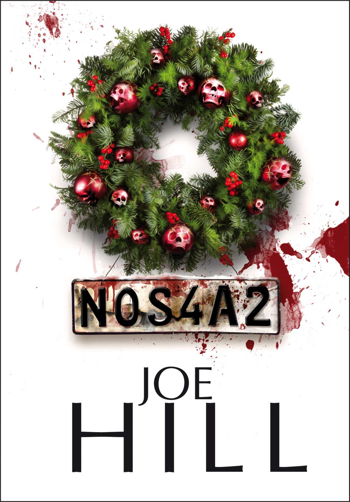 NOS4A2 - Ebook (Książka na Kindle) do pobrania w formacie MOBI