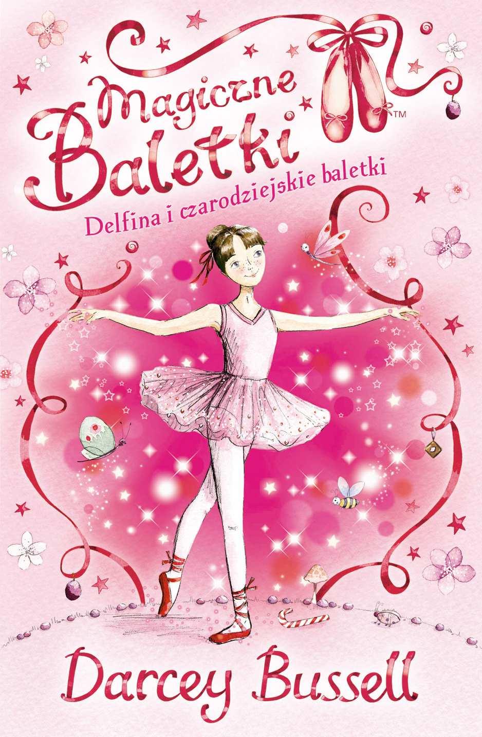 Magiczne baletki. Delfina i czarodziejskie baletki - Ebook (Książka EPUB) do pobrania w formacie EPUB