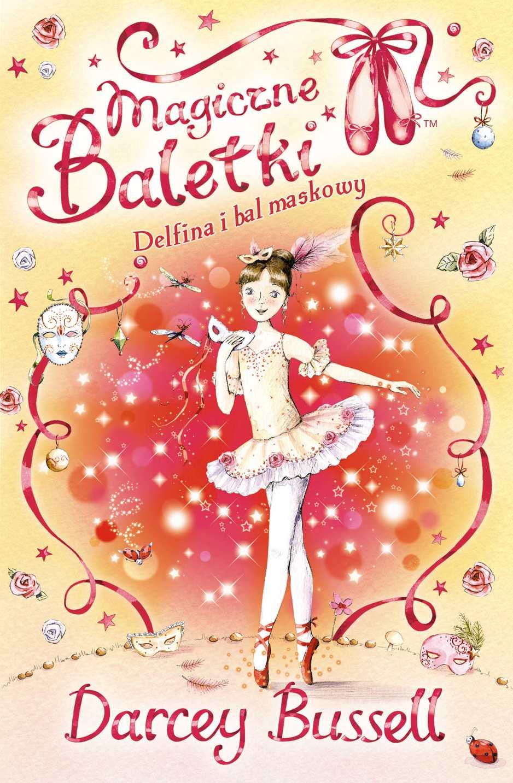 Magiczne baletki. Delfina i bal maskowy - Ebook (Książka EPUB) do pobrania w formacie EPUB