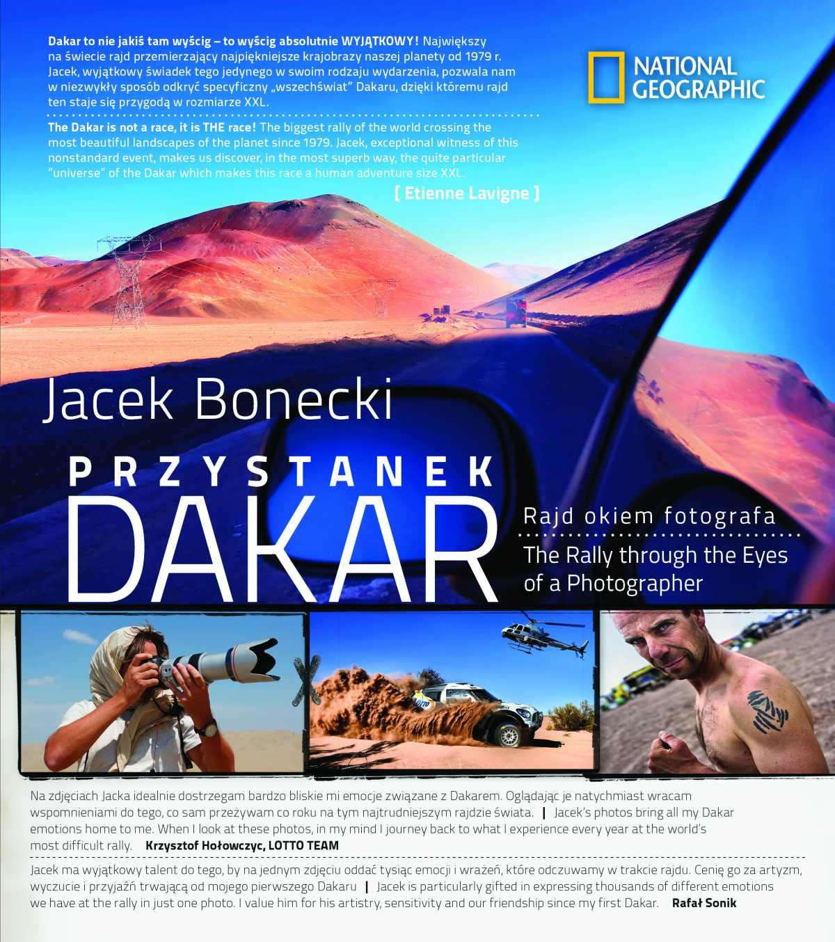 Przystanek Dakar - Ebook (Książka EPUB) do pobrania w formacie EPUB