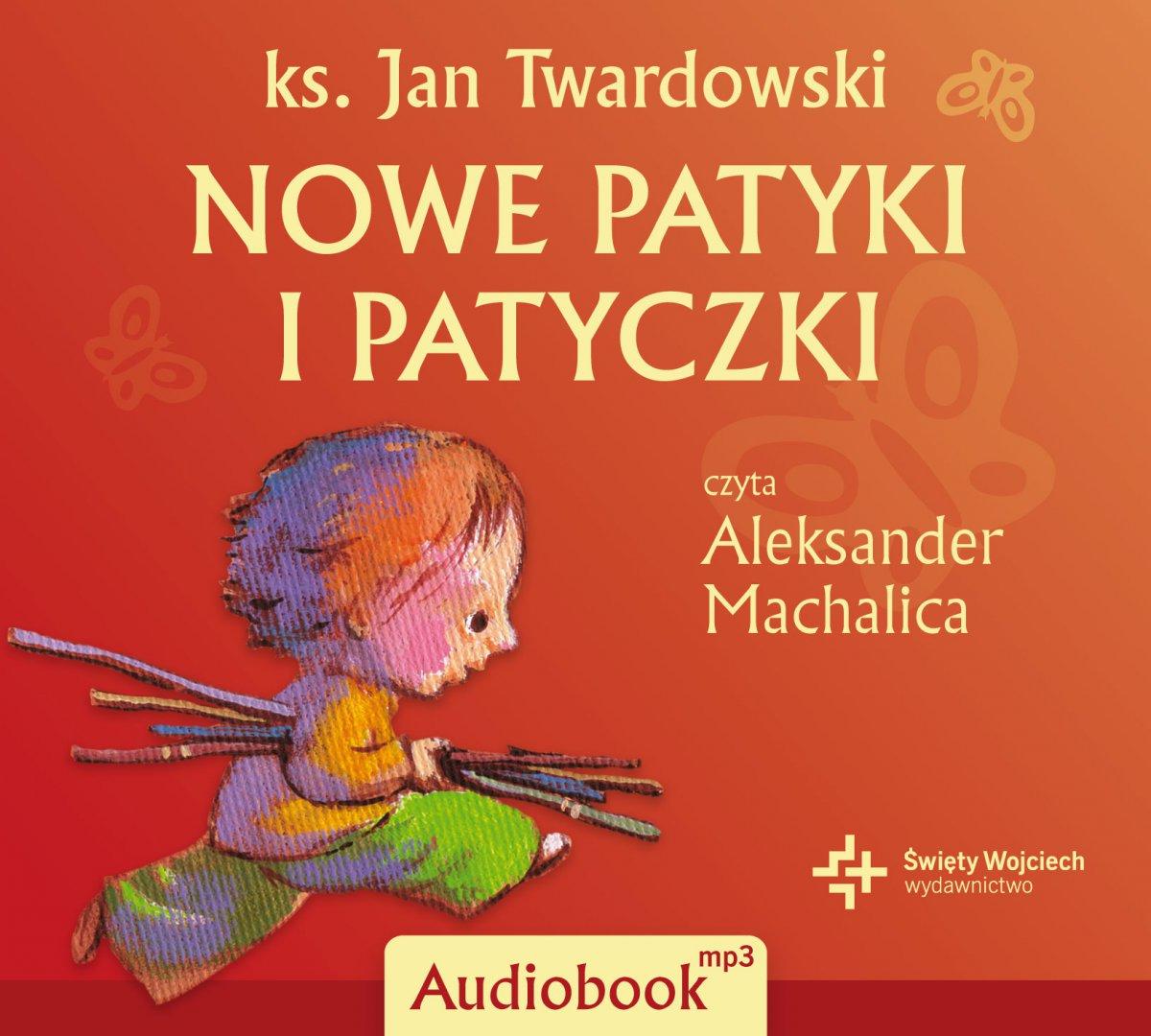 Nowe patyki i patyczki - Audiobook (Książka audio MP3) do pobrania w całości w archiwum ZIP