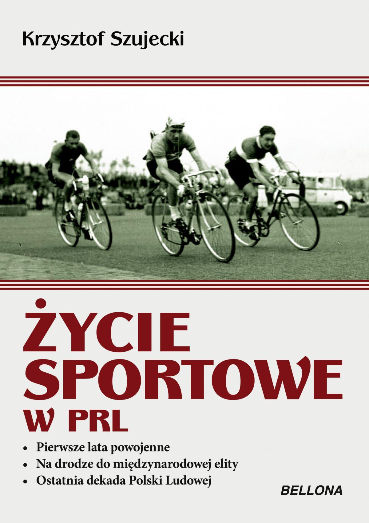 Życie sportowe w PRL - Ebook (Książka na Kindle) do pobrania w formacie MOBI