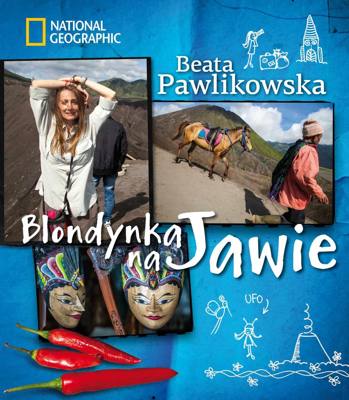 Blondynka na Jawie - Ebook (Książka na Kindle) do pobrania w formacie MOBI