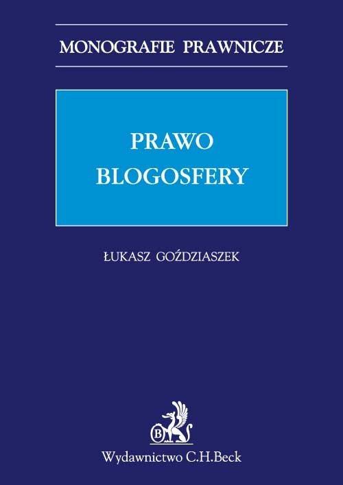 Prawo blogosfery - Ebook (Książka PDF) do pobrania w formacie PDF