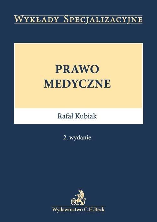 Prawo medyczne. Wydanie 2 - Ebook (Książka PDF) do pobrania w formacie PDF