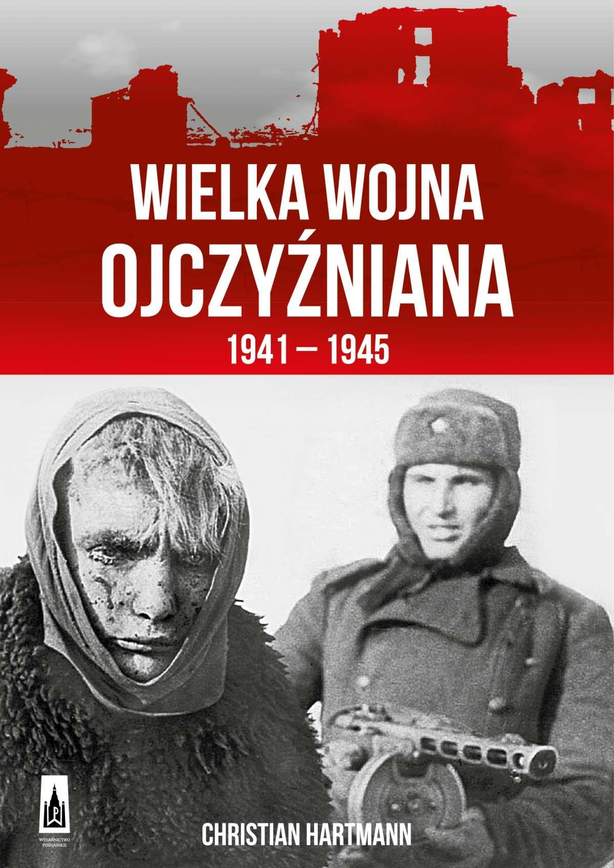Wielka Wojna Ojczyźniana 1941-1945 - Ebook (Książka EPUB) do pobrania w formacie EPUB