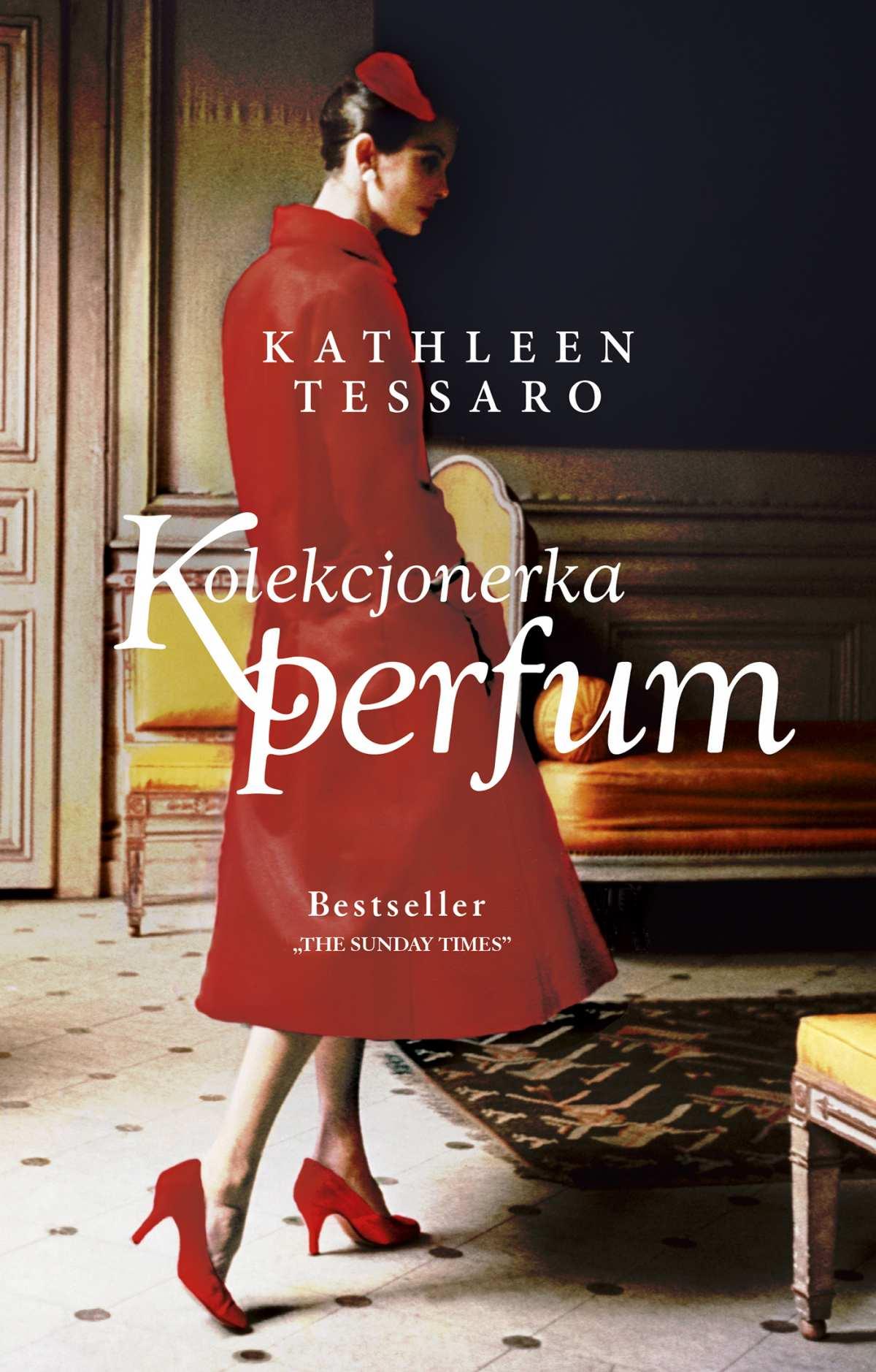 Kolekcjonerka perfum - Ebook (Książka EPUB) do pobrania w formacie EPUB