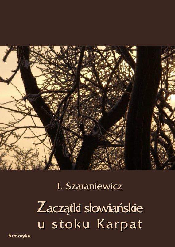 Zaczątki słowiańskie u stoków Karpat - Ebook (Książka PDF) do pobrania w formacie PDF