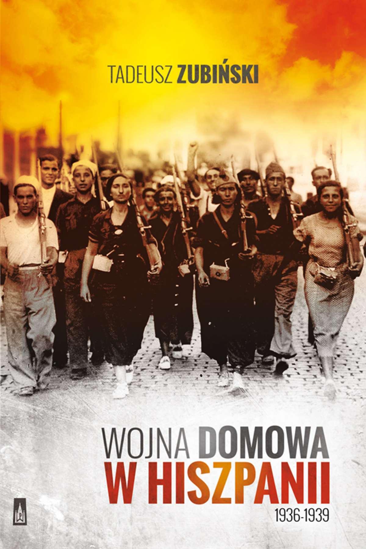 Wojna domowa w Hiszpanii 1936-1939 - Ebook (Książka EPUB) do pobrania w formacie EPUB