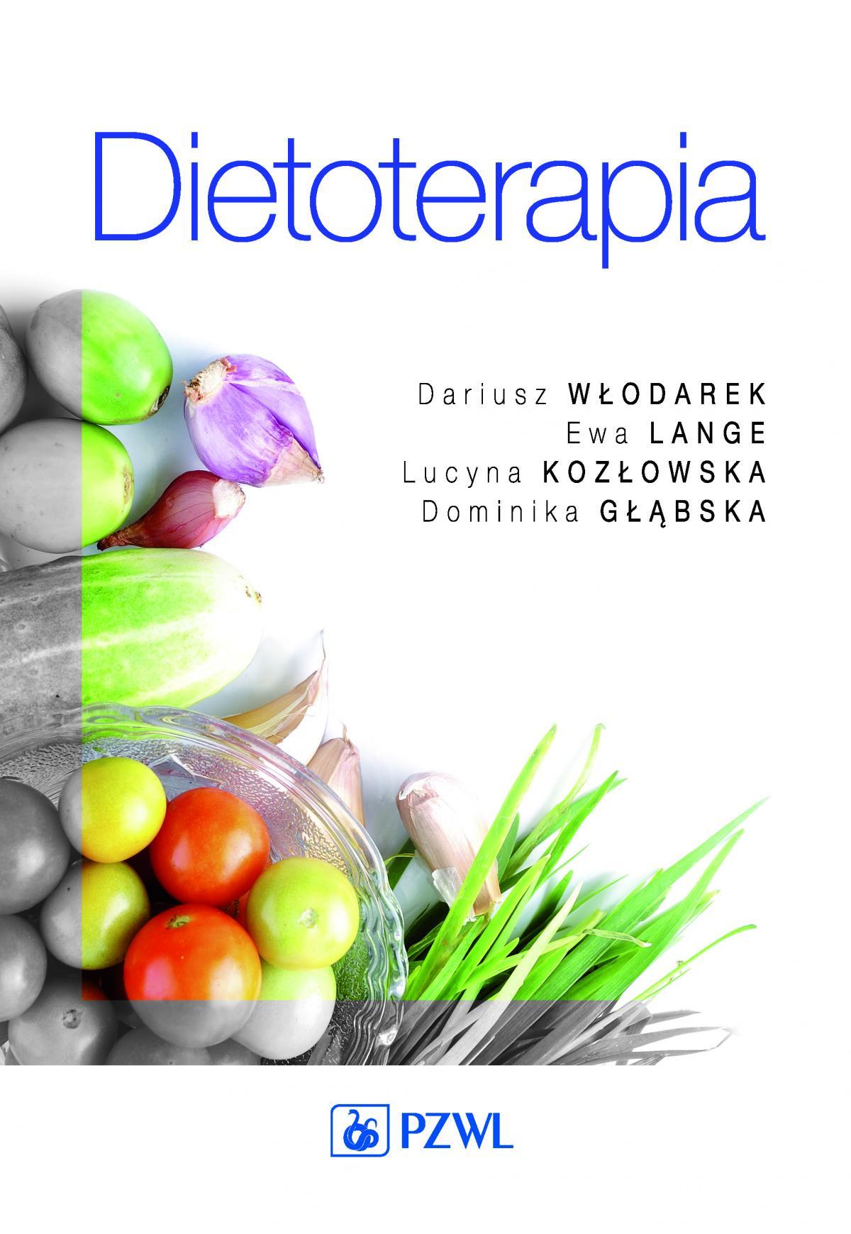 Dietoterapia - Ebook (Książka na Kindle) do pobrania w formacie MOBI