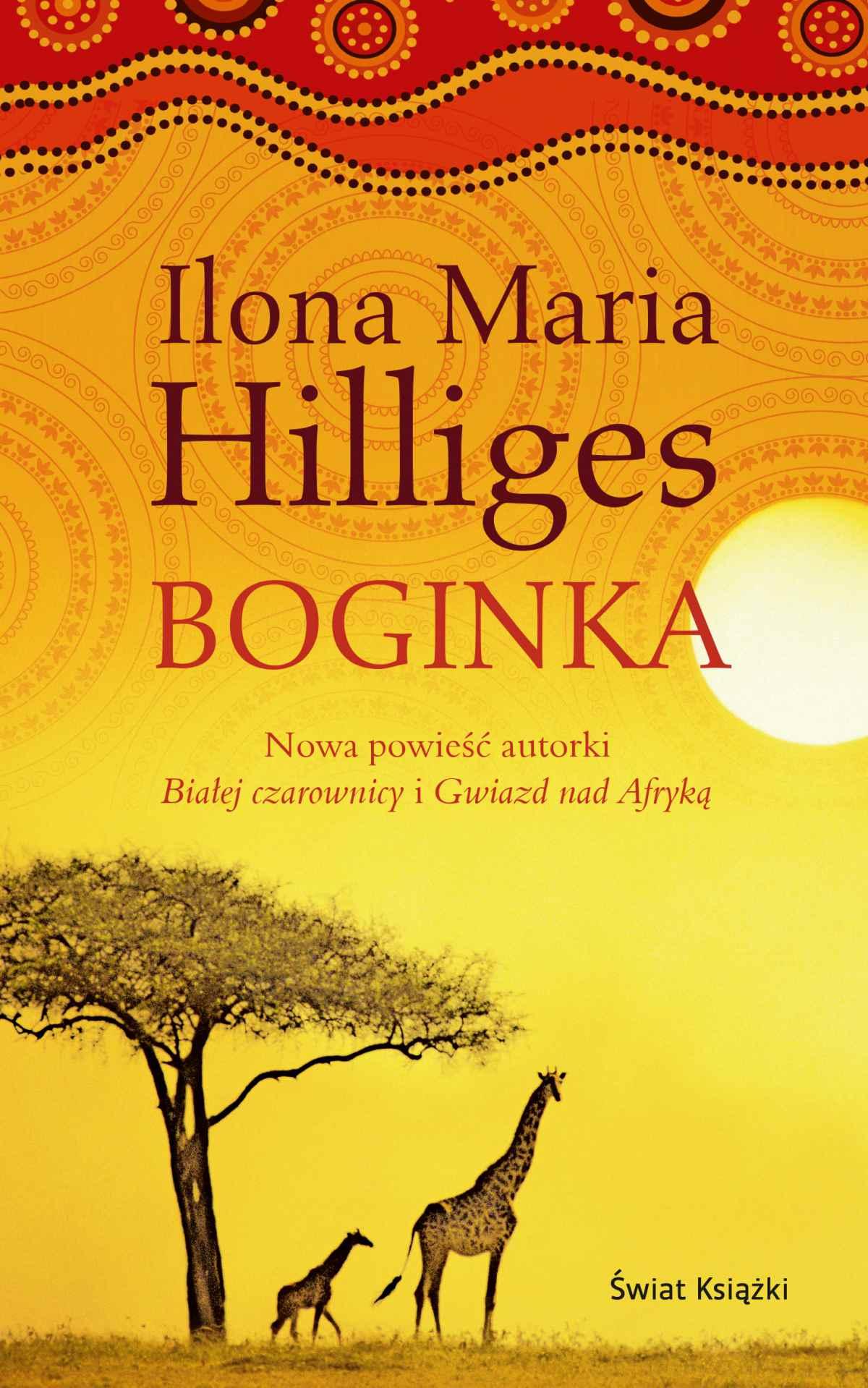 Boginka - Ebook (Książka na Kindle) do pobrania w formacie MOBI