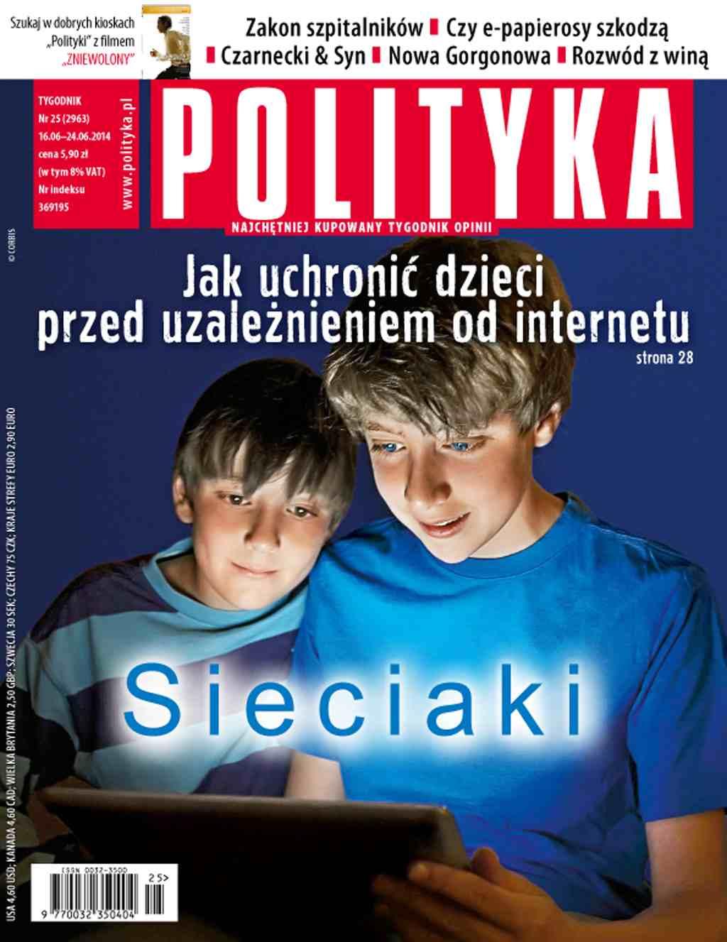Polityka nr 25/2014 - Ebook (Książka PDF) do pobrania w formacie PDF