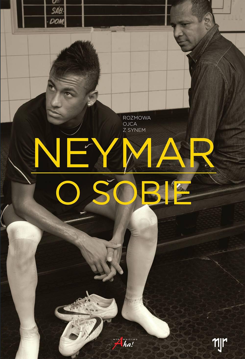 Neymar. O sobie - Ebook (Książka na Kindle) do pobrania w formacie MOBI
