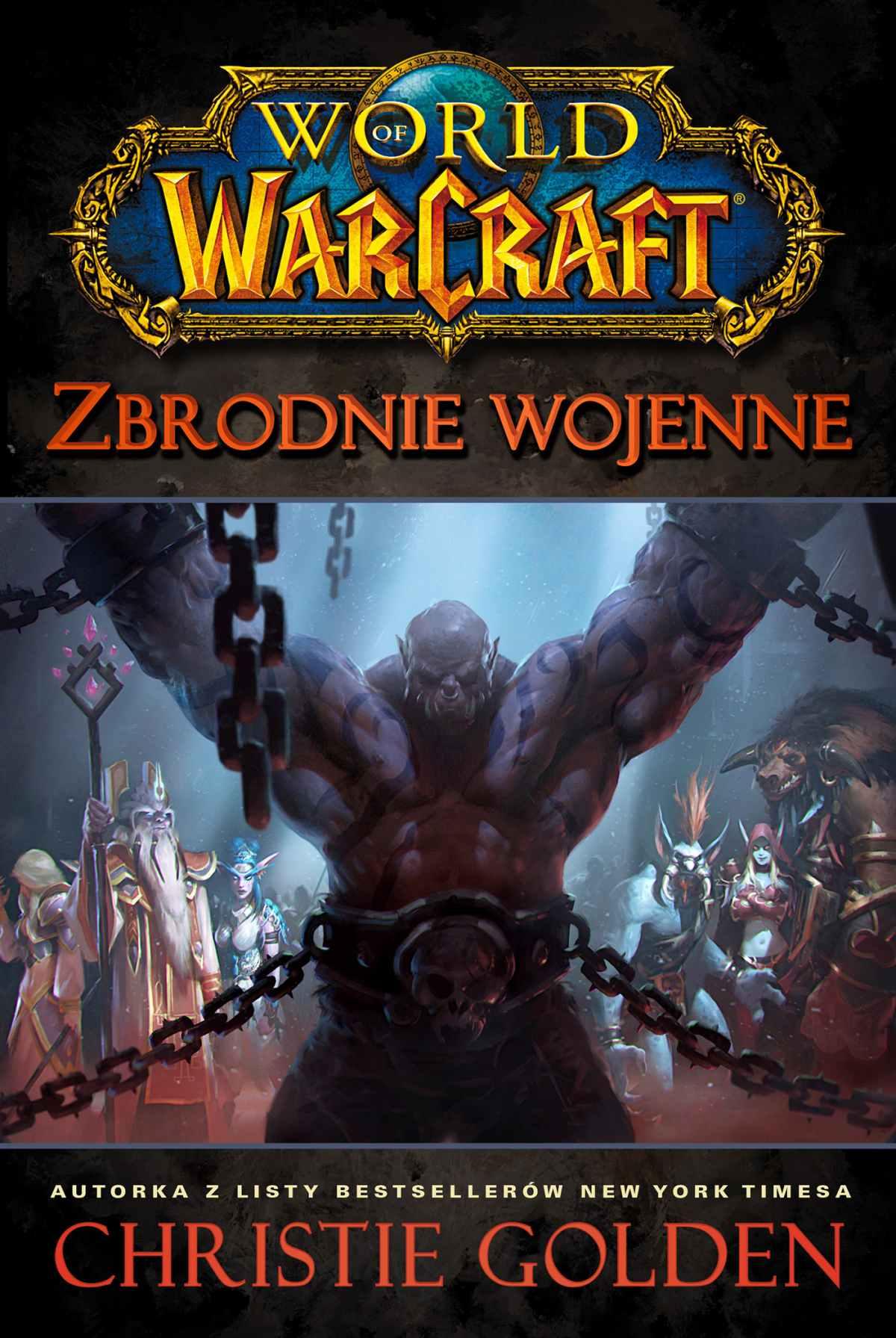 World of Warcraft: Zbrodnie wojenne - Ebook (Książka EPUB) do pobrania w formacie EPUB