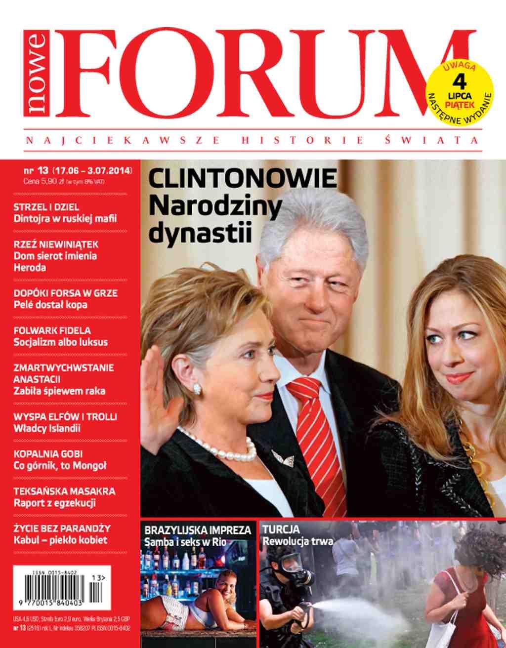 Forum nr 13/2014 - Ebook (Książka PDF) do pobrania w formacie PDF