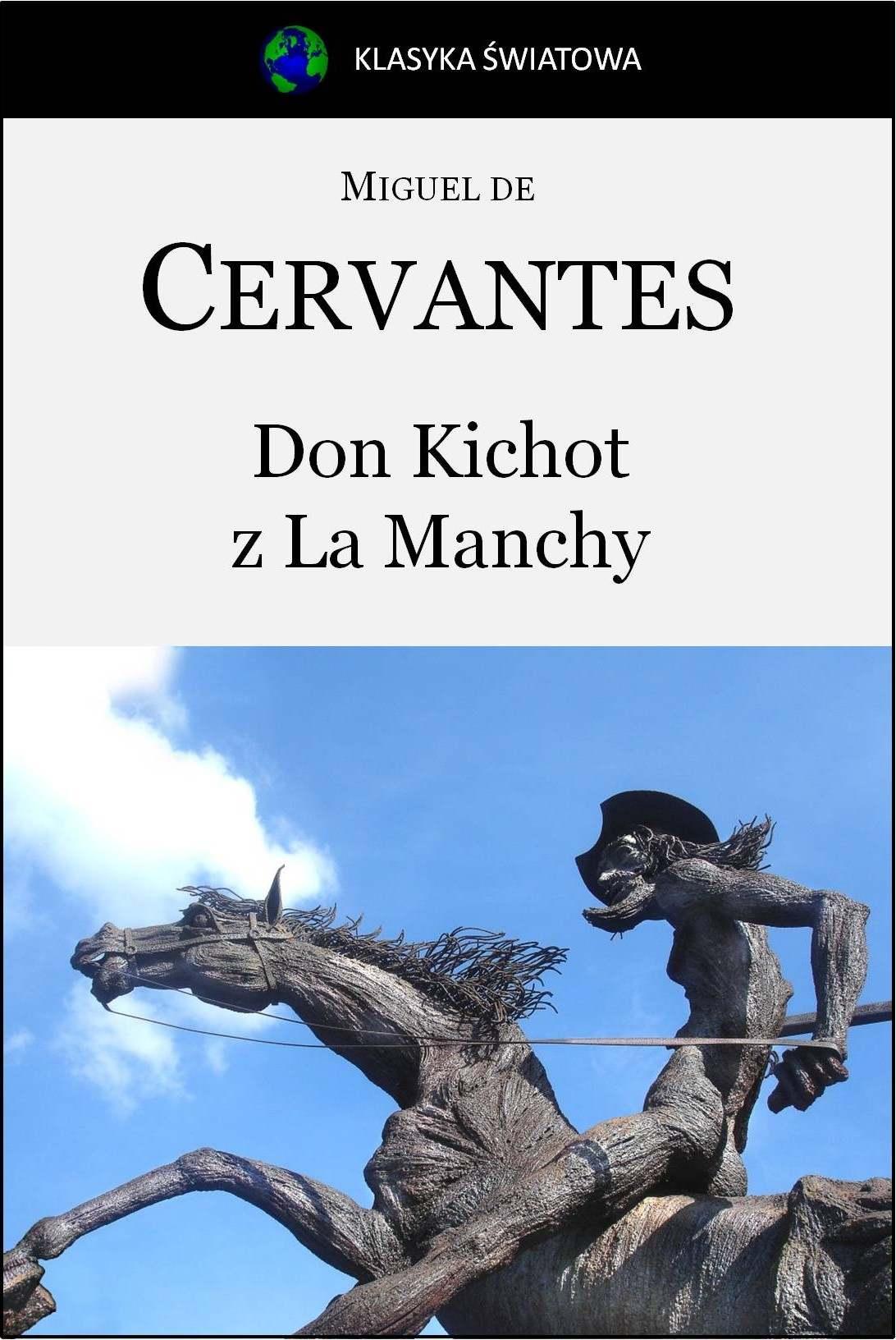 Don Kichot z La Manchy - Ebook (Książka EPUB) do pobrania w formacie EPUB