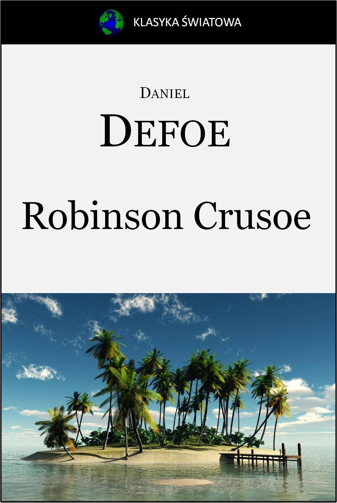 Robinson Crusoe - Ebook (Książka EPUB) do pobrania w formacie EPUB