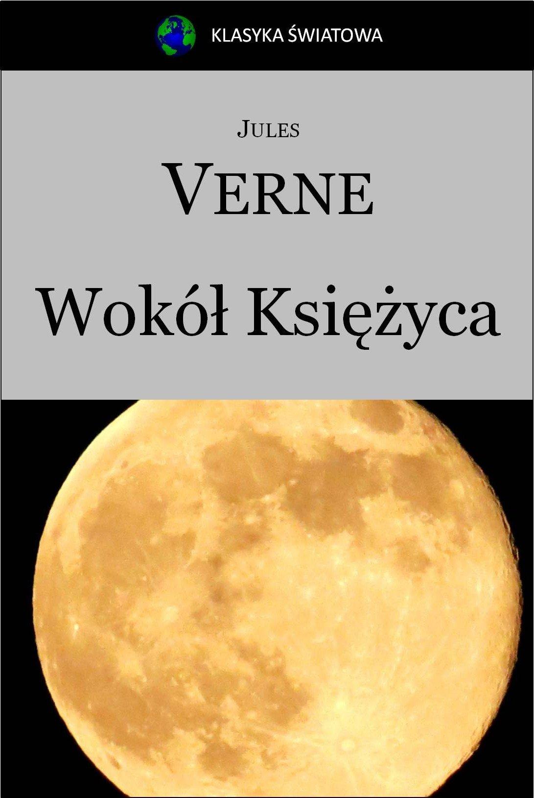 Wokół Księżyca - Ebook (Książka EPUB) do pobrania w formacie EPUB